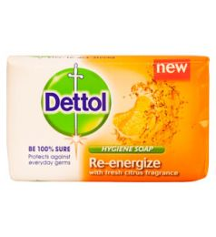 Dettol Soap Re Energize (100G)