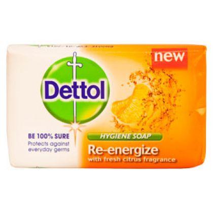 Dettol Soap Re Energize (100G)