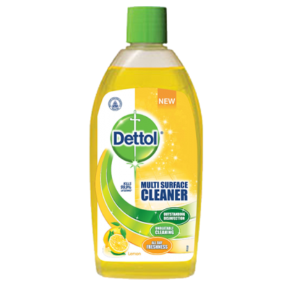 Dettol Surface Cleaner Lemon (500ml)