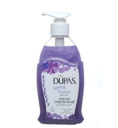 Dupas Creamy Spring Flower Liquid Soap