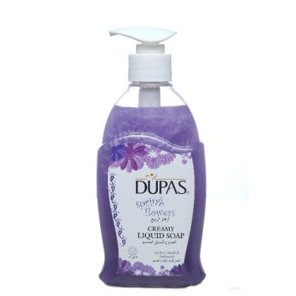 Dupas Creamy Spring Flower Liquid Soap