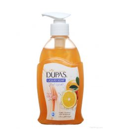 Dupas Sunny Orange Liquid Soap