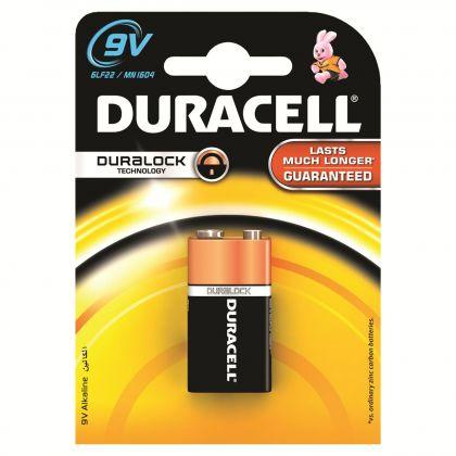 Duracell 9V Size