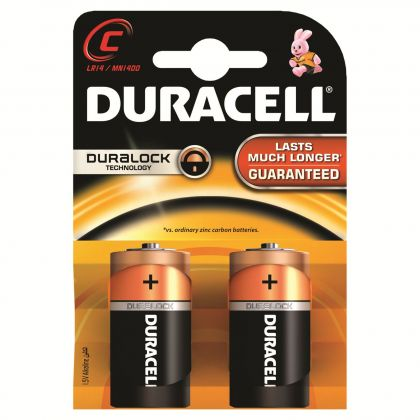 Duracell C Size