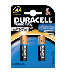 Duracell Turbo Max AA2