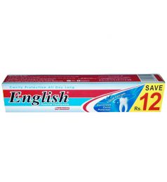 English ToothPaste Jumbo