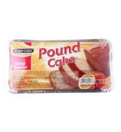 Euro Pound Cake Orange (323gm)