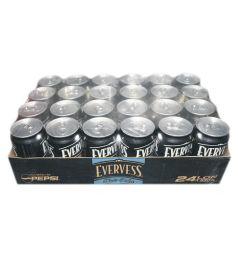 Evervess Club Soda Can (24x300ml)