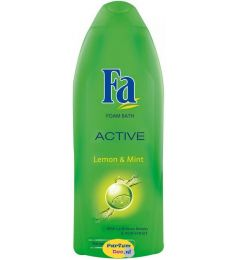 Fa Active Lemon & Mint Shower Gel (250ml)