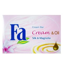 FA Cream & Oil Silk & Magnolia (115gm)