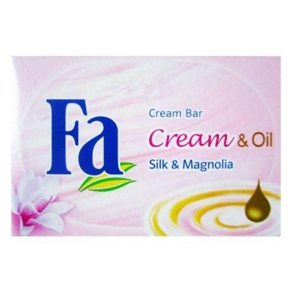 FA Cream & Oil Silk & Magnolia (115gm)