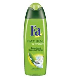Fa Natural & Fresh Jasmine & Coconut Water Shower Gel (250ml)