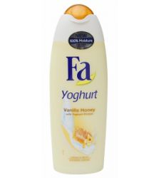 Fa Shower Cream Yogurt Vanilla Honey (250ml)