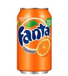 Fanta Can (300ml)