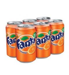 Fanta Can Pack (24x300ml)