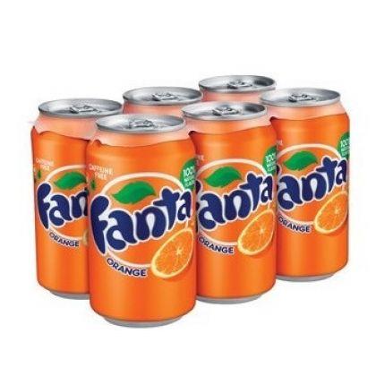 Fanta Can Pack (24x300ml)
