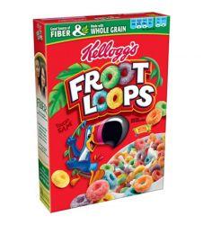 Kellogg's Froot Loops 350gms