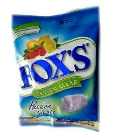 Fox's Passion Mint Crystal (90gm)