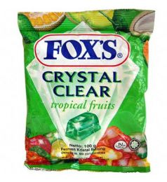 Fox's Tropical Fruit Crystal (90gm)