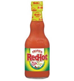 Frank's Red Hot Sauce Chile 'n Lime (350ml)