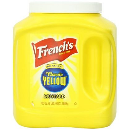 French Mustard Paste Classic Yellow (2.98kg)