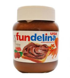 Fundelina Hazelnut  Chocolate Spread (400gm)