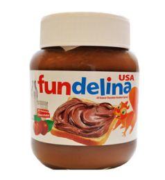 Fundelina Hazelnut  Chocolate Spread (400gm)