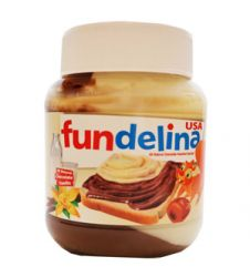 Fundelina Hazelnut Chocolate Vanilla Spread (400gm)