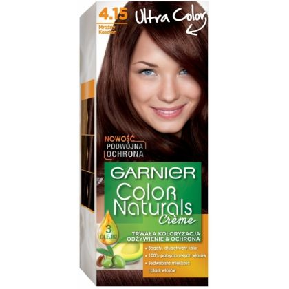 Garnier Color Naturals No. 4.15 (frosty Dark)