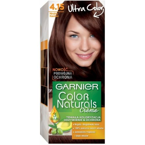 Garnier Black Naturals Natural Brown