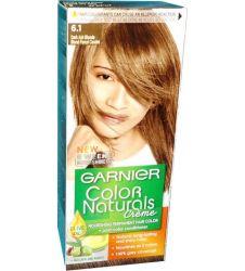 Garnier Color Naturals No. 6.1 (dark Ash Blonde)