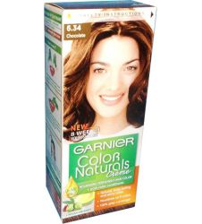 Garnier Color Naturals No. 6.34 (chocolate Brown)