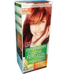 Garnier Color Naturals No. 6.66 (intense Red)