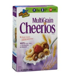 General Mills Cheerios Multi Grain Cereal (255gm)