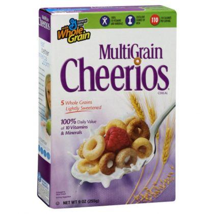 General Mills Cheerios Multi Grain Cereal (255gm)