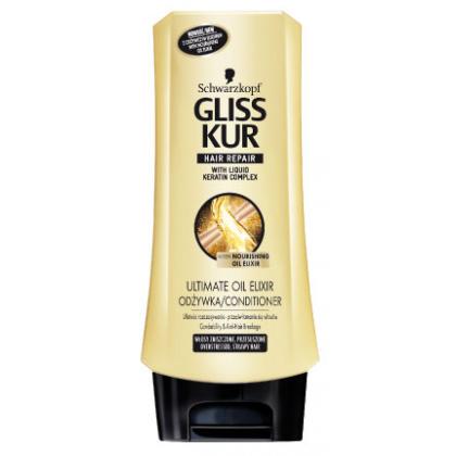 Gliss Hair Repair Ultimate Oil Elixir Conditioner (250ml)