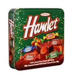 Hamlet (Green) Square Tin Box (700gm)
