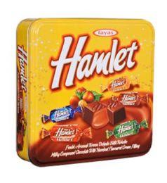 Hamlet (Yellow) Square Tin Box (700gm)