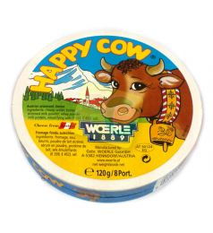 Happy Cow Cheese (120gm)