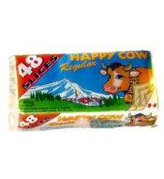 Happy Cow Sliced Cheese (regular) (48pcs)