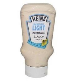 Heinz Incredibly Light Mayonnaise 60% Less Fat (400ml)