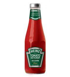 Heinz Tomato Ketchup Real Jalapeno (397gm)