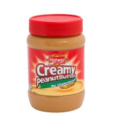 Highway Peanut Butter Creamy (510gm)