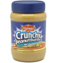 Highway Peanut Butter Crunchy (510gm)