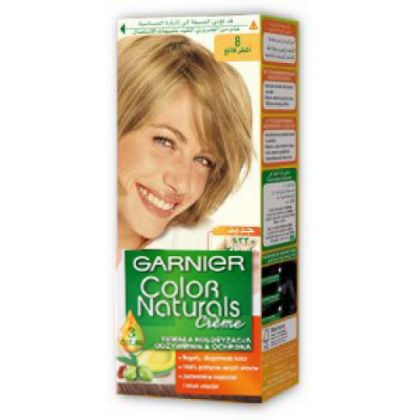 Garnier Color Naturals No. 8 (light Blonde)