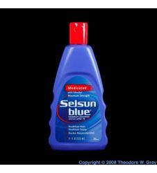 SELSUN BLUE DAILY DANDRUFF CONTROL SHAMPOO (160ML)