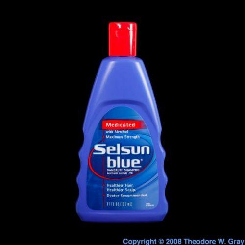 Selsun Blue Daily Dandruff Control Shampoo 160ml Hair