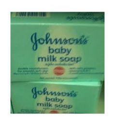 Johnsons Baby Milk Soap (75G)