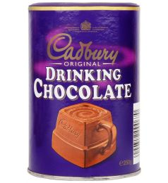 Cadbury Drinking Chocolate Powder  (500gm)