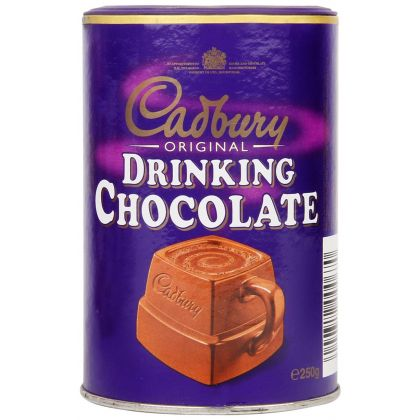 Cadbury Drinking Chocolate Powder  (500gm)